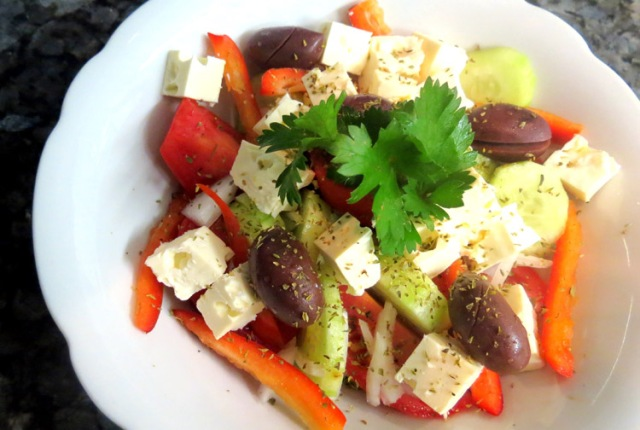ensalada griega lista 3
