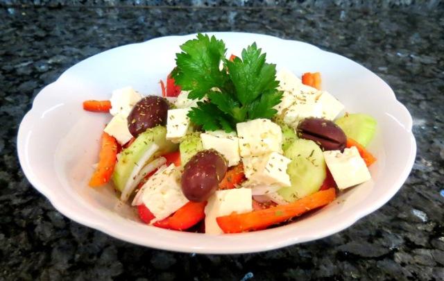 ensalada griega lista 4