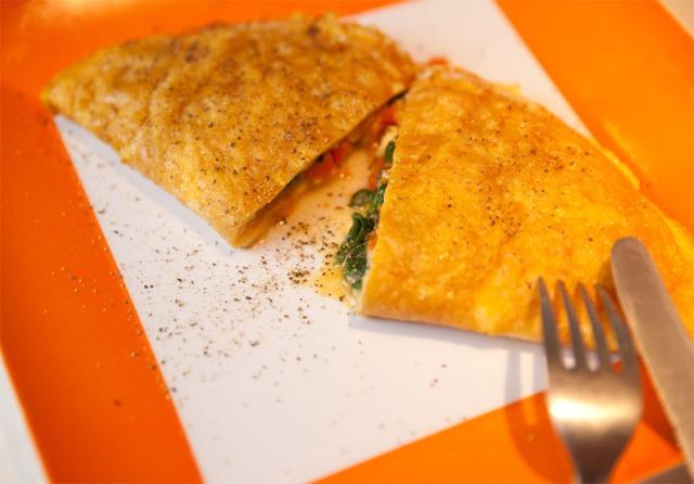 omelete portada