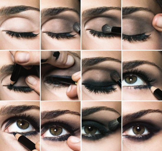 smoky eye tutorial